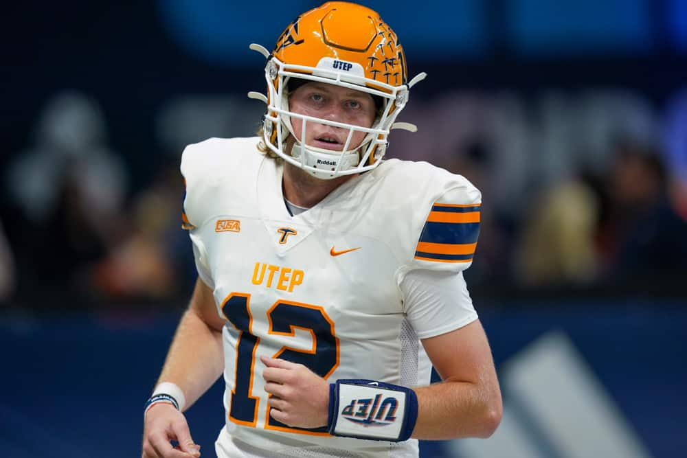 UTEP vs North Texas Preview   The College Experience (Ep. 446)