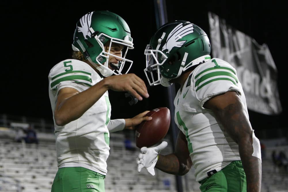 Louisiana Tech vs North Texas Preview | The College Experience (Ep. 414)