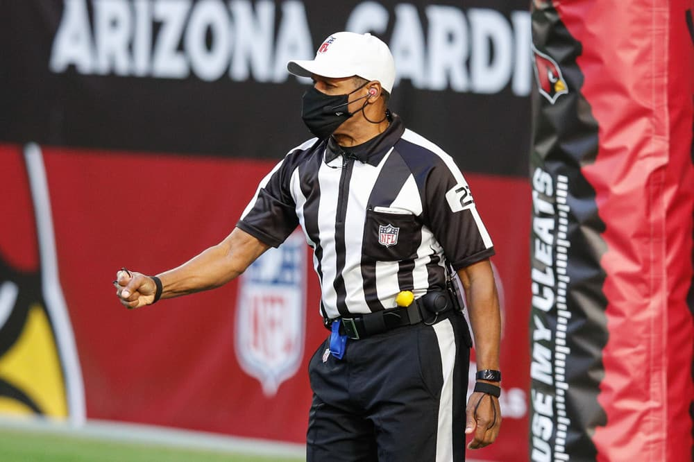 NFL Week 15 Referee Report