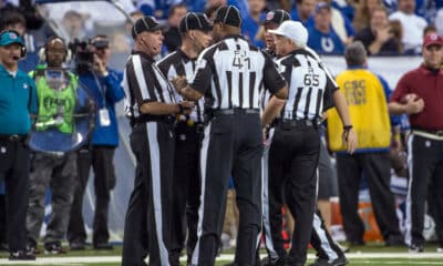 NFL Super Wild Card Weekend Referee Assignements & Stat