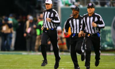 Conference Championship Referee Stats and Best Bets