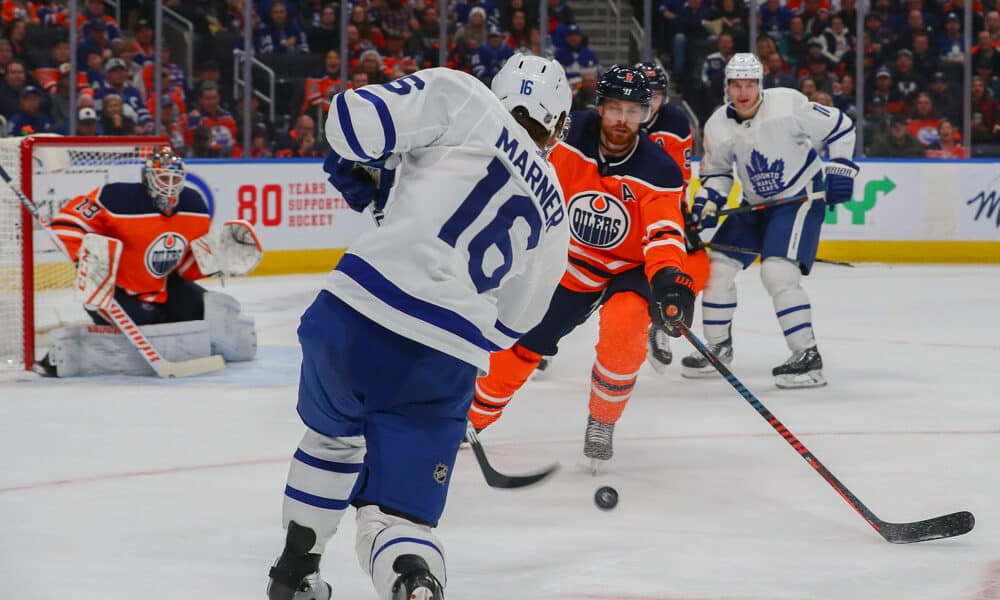 Wednesday Night Hockey: Picking A Winner, Total, And Player Prop For All Five Games