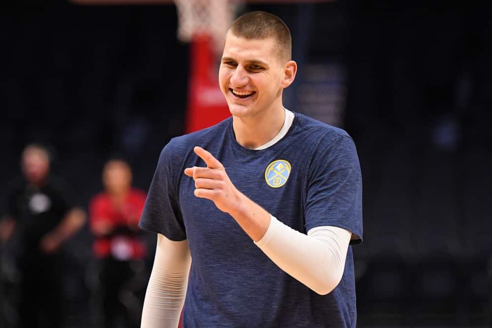 NBA DFS Picks