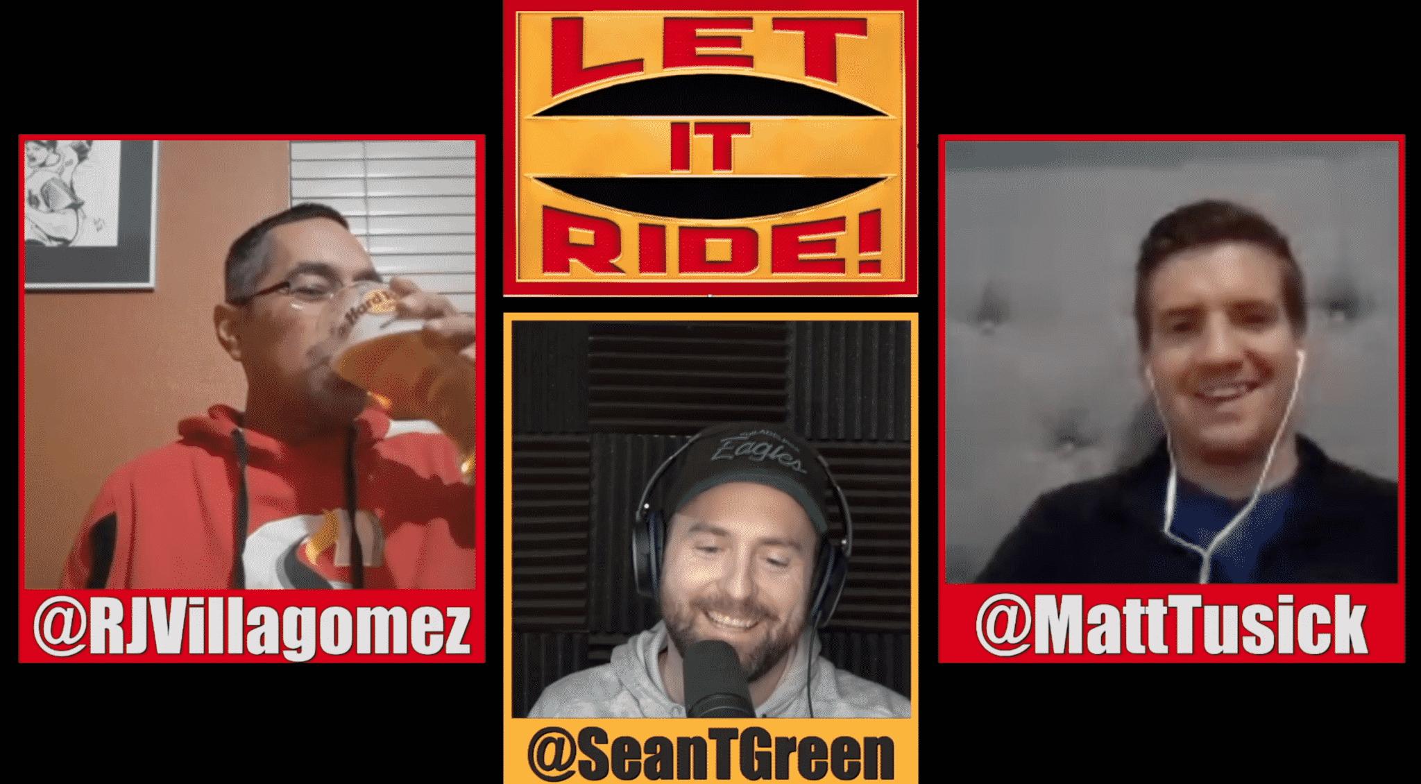 Let It Ride! Rod Villagomez vs Matt Tusick (Ep. 9)