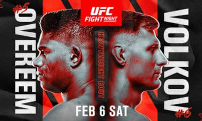 UFC Vegas 18 Betting Guide