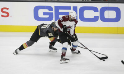 Avalanche vs. Golden Knights At Lake Tahoe: Odds, Trends, And Best Bets