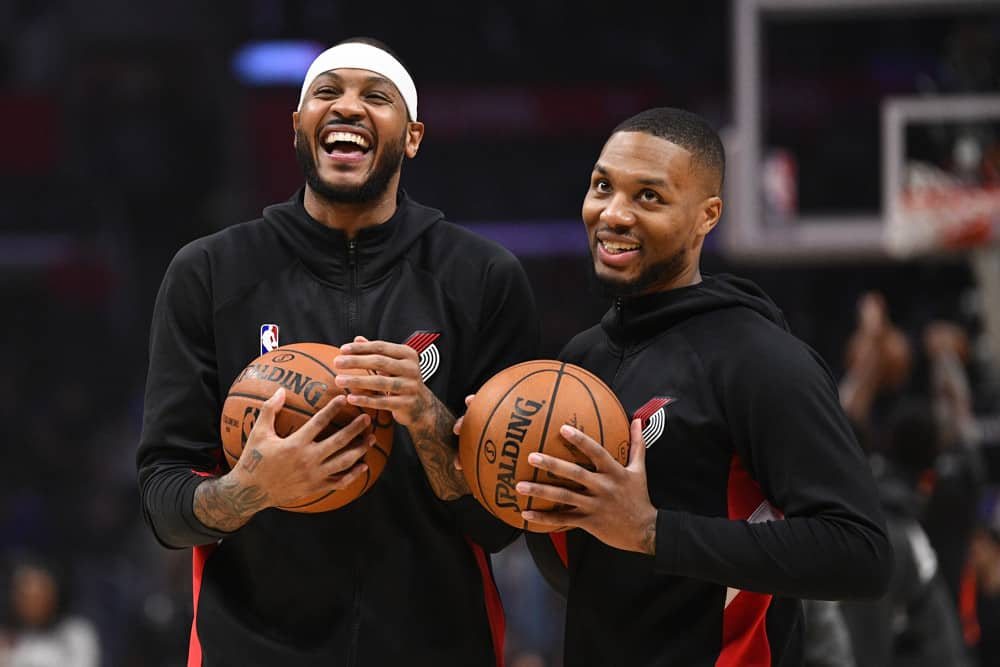 NBA DFS GPP Picks Friday February 26