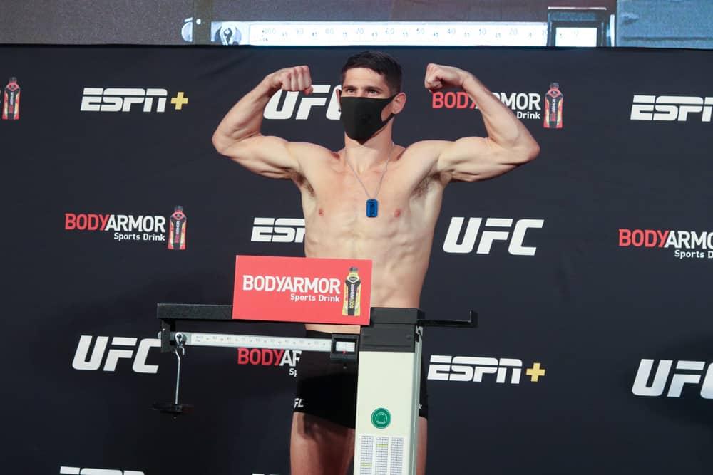 UFC Vegas 19 Betting Guide