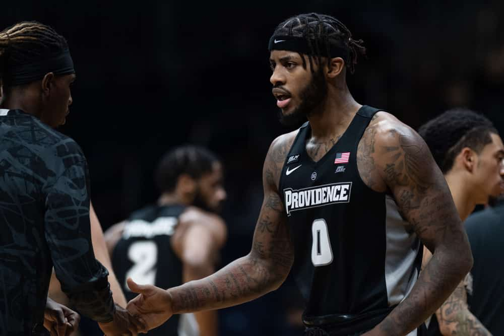 Providence vs Uconn Preview | The College Experience (Ep. 564)