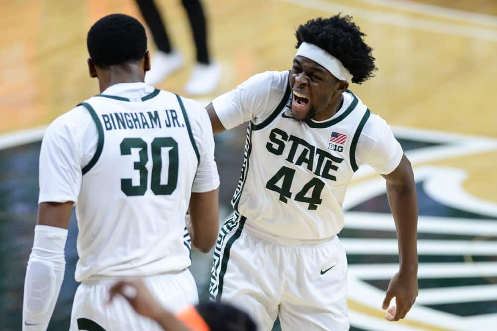 Michigan State Coming On Strong & Game Picks! | Three Dog Thursday (Ep. 55)