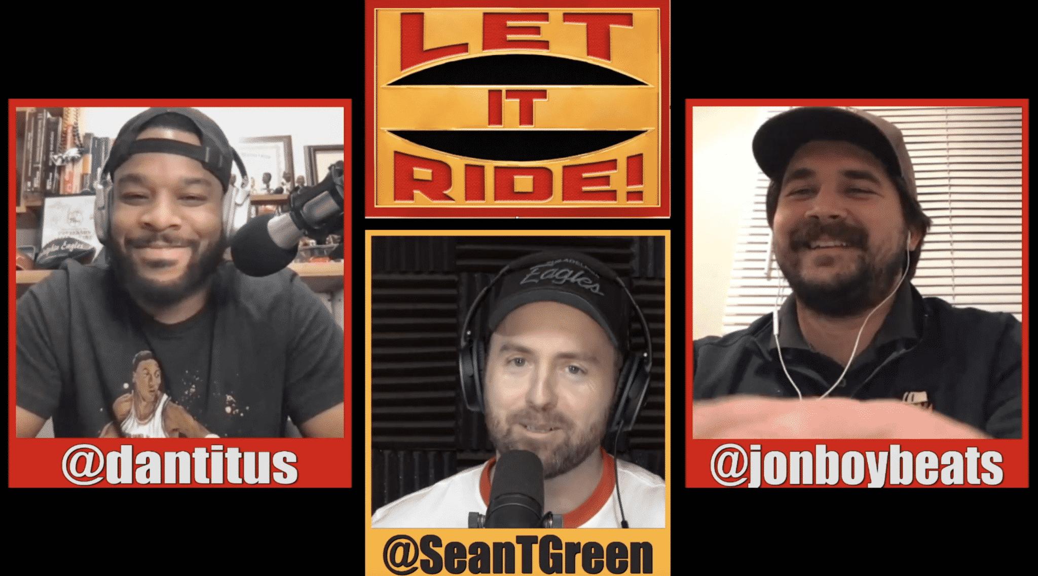 Let It Ride! Dan Titus vs Jon Jackson (Ep. 15)