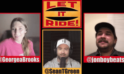 Let It Ride! George Brooks vs Jon Jackson (Ep. 13)