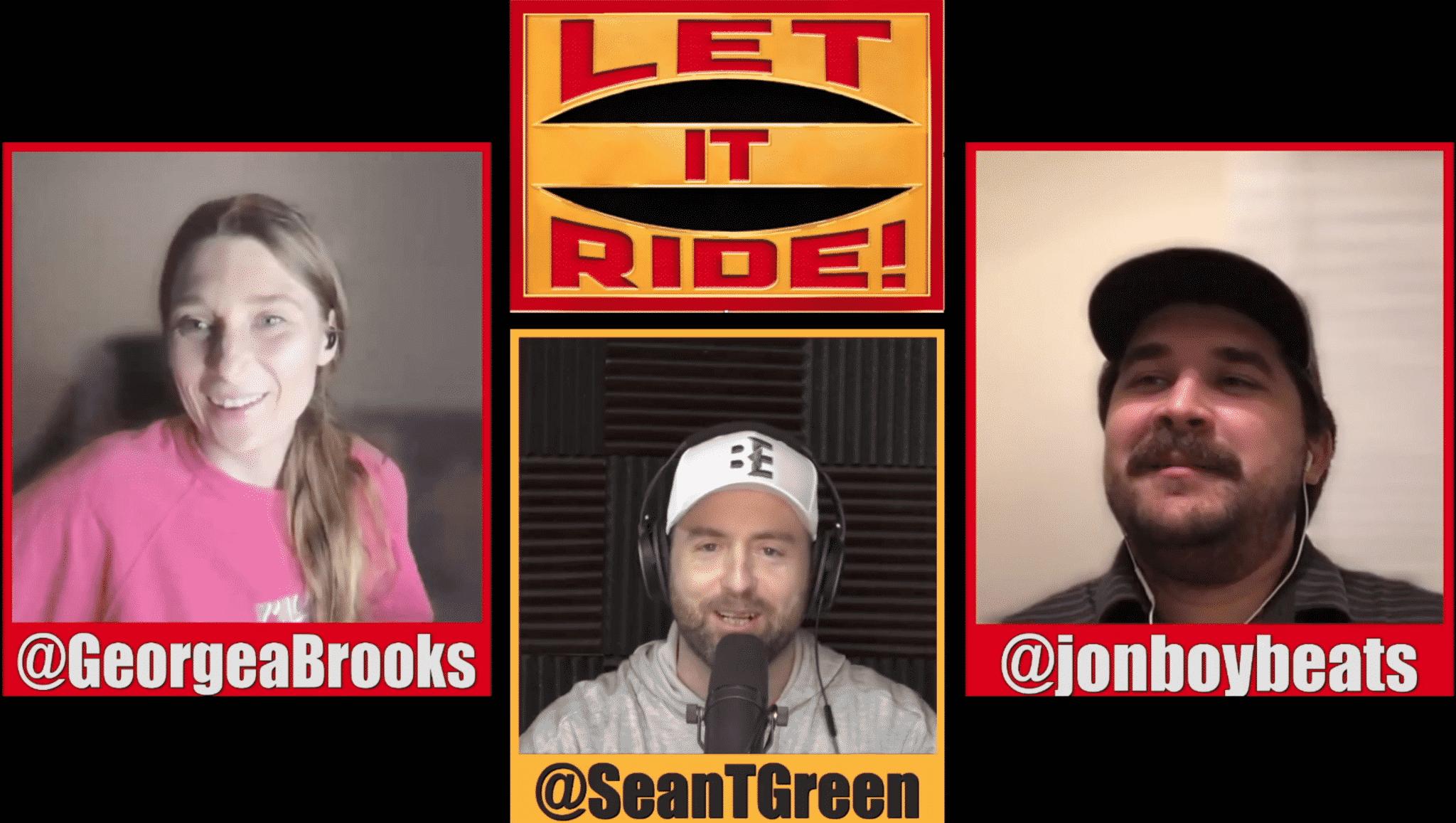 Let It Ride! George Brooks vs Jon Jackson (Ep. 13)