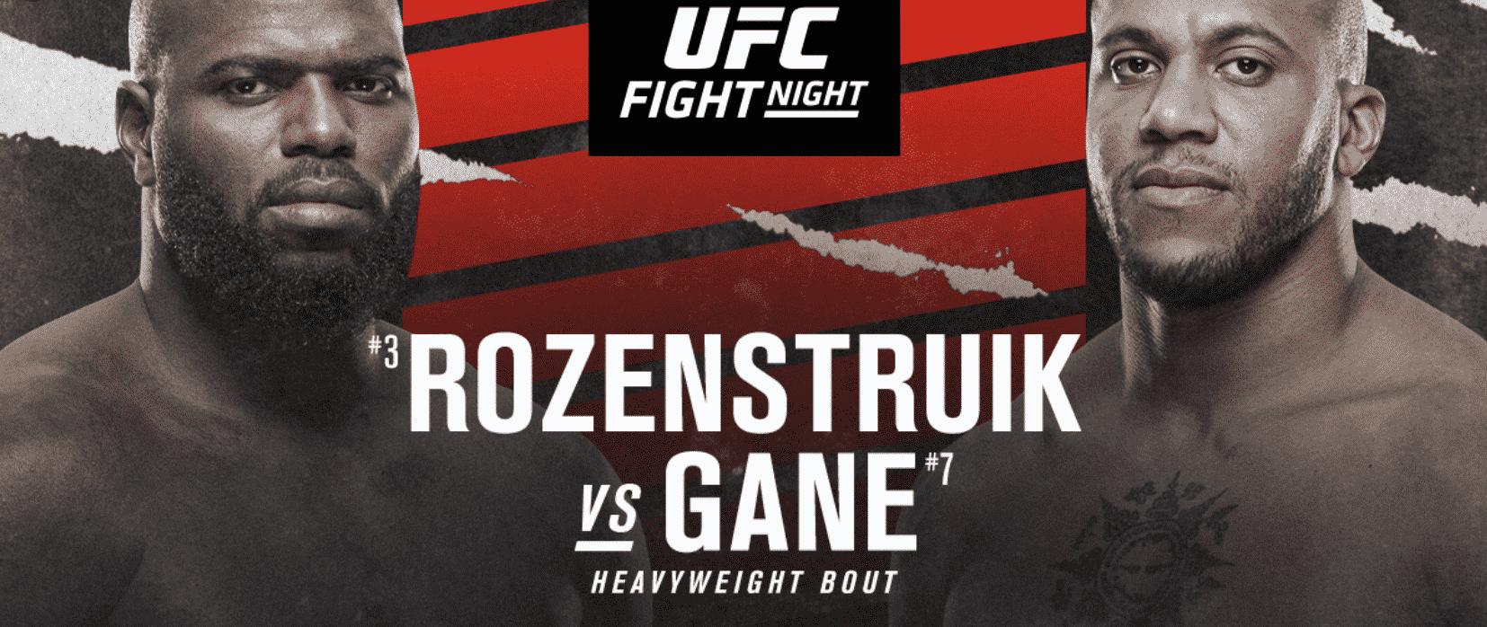 Rozenstruik vs Gane Preview & Picks | MMA Gambling Podcast (Ep. 17)