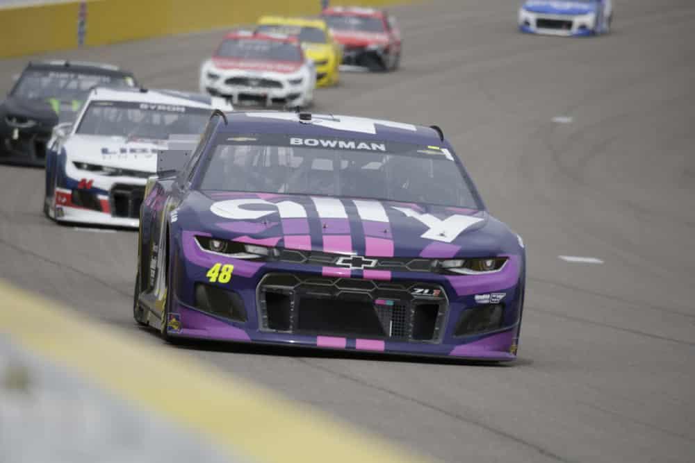 NASCAR Instacart 500 DraftKings Picks