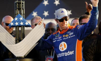 NASCAR Folds Of Honor Quicktrip 500 DraftKings Picks