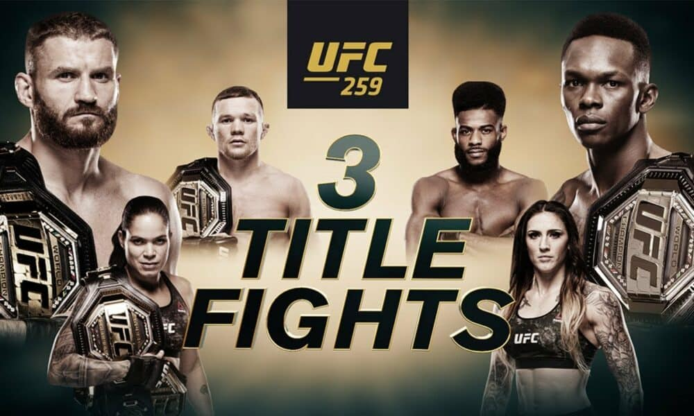 UFC 259 Preview | The Fight Show (Ep. 35)
