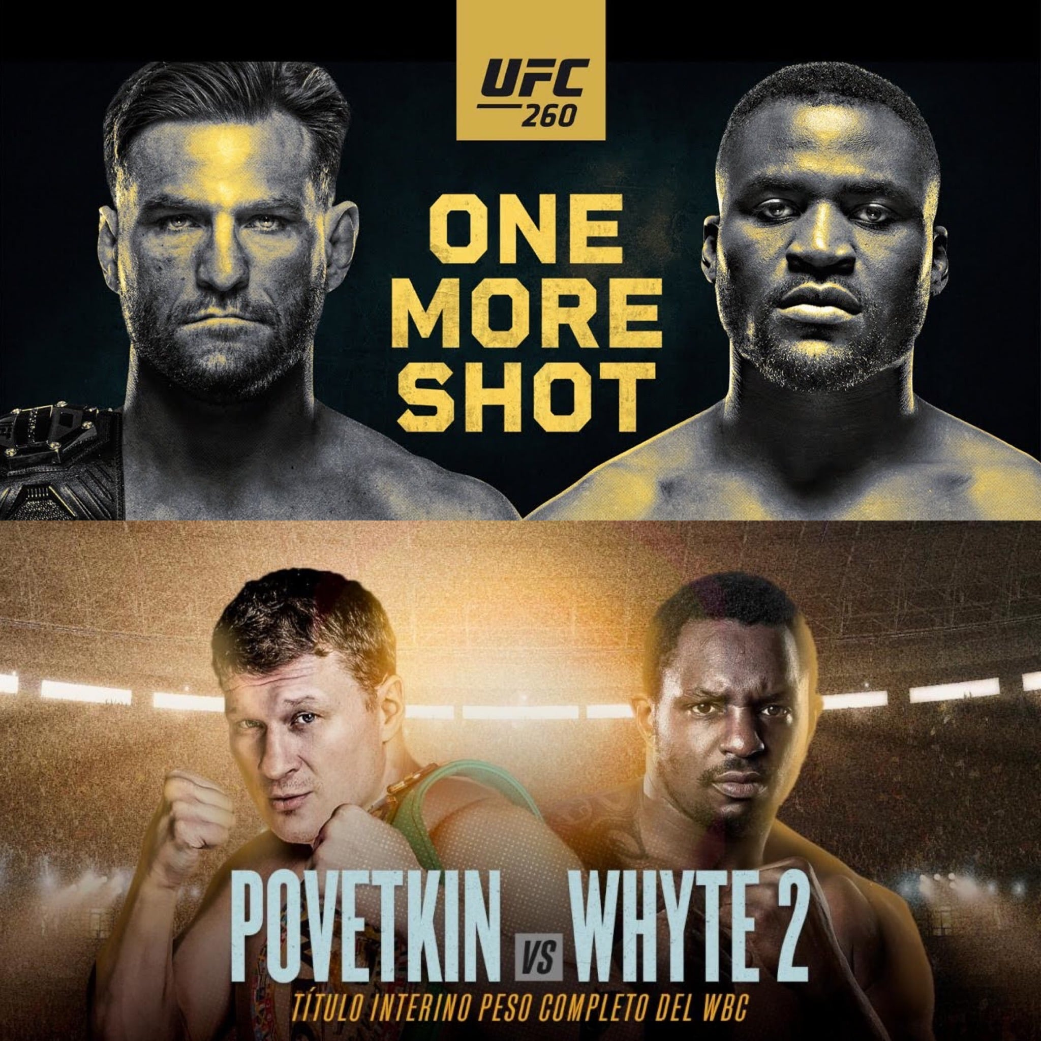 UFC 260 + Whyte vs Povetkin Picks | The Fight Show (Ep. 36)