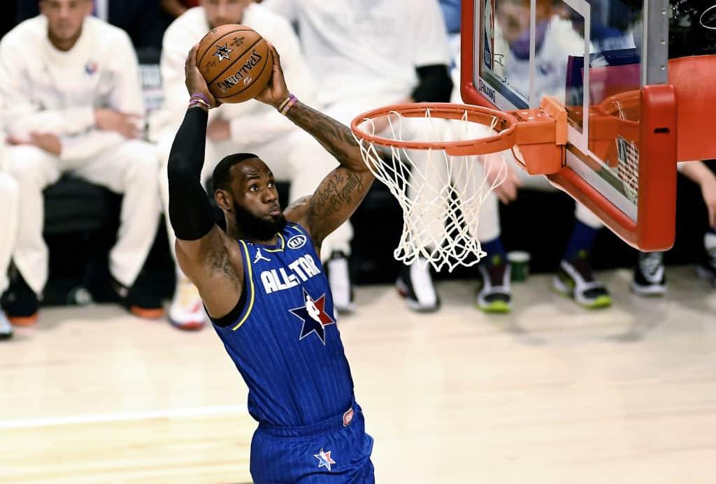 NBA All-Star Game Odds
