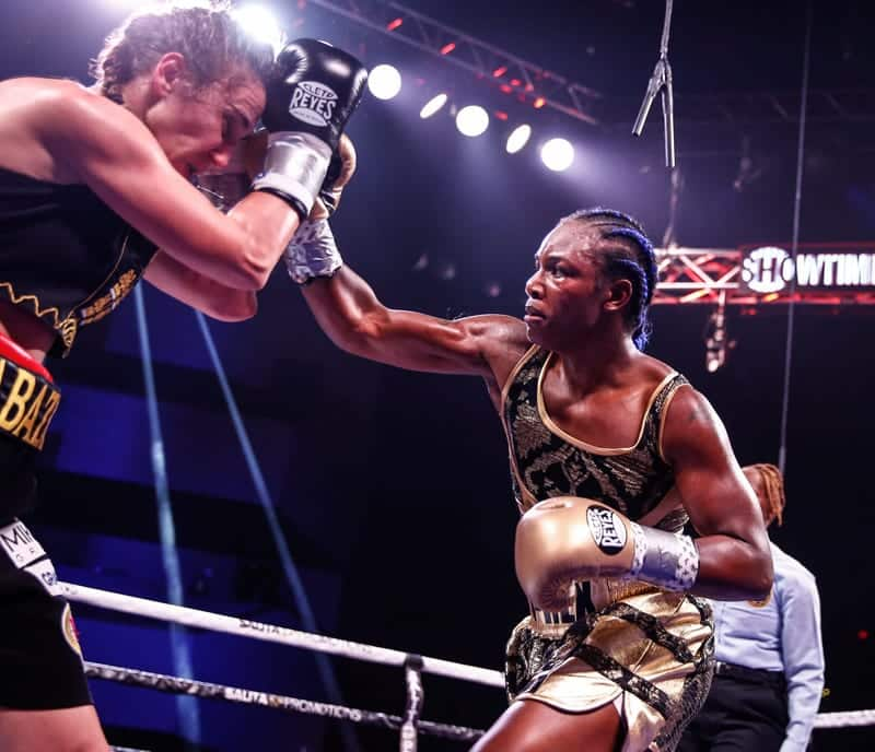 Claressa Shields in Action & Fight Picks!   Big Fight Weekend (Ep. 31)