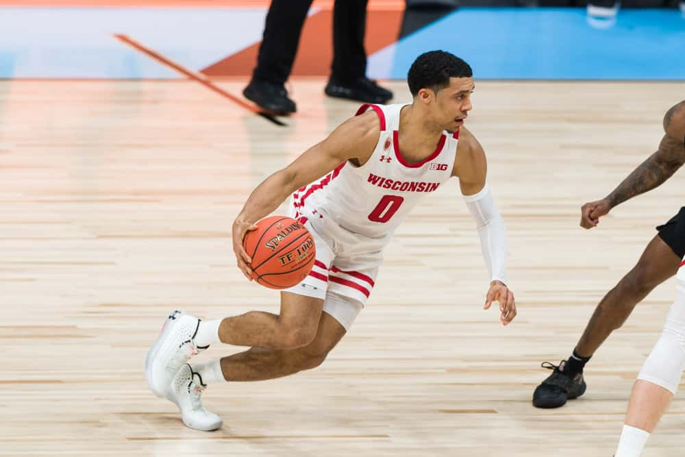 Wisconsin vs North Carolina Preview | The College Experience (Ep. 593)