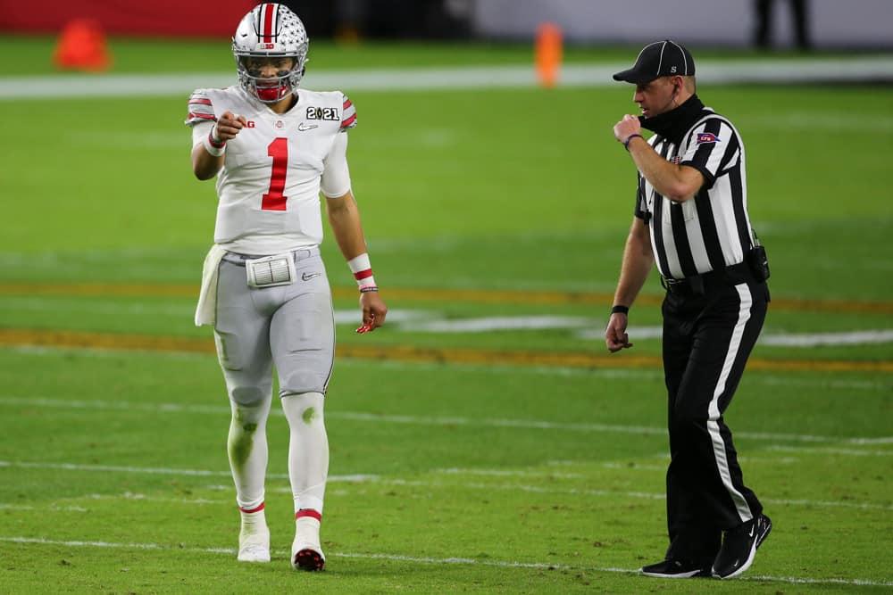 NFL Mock Draft 2021 1.0 - Adam Pelletier