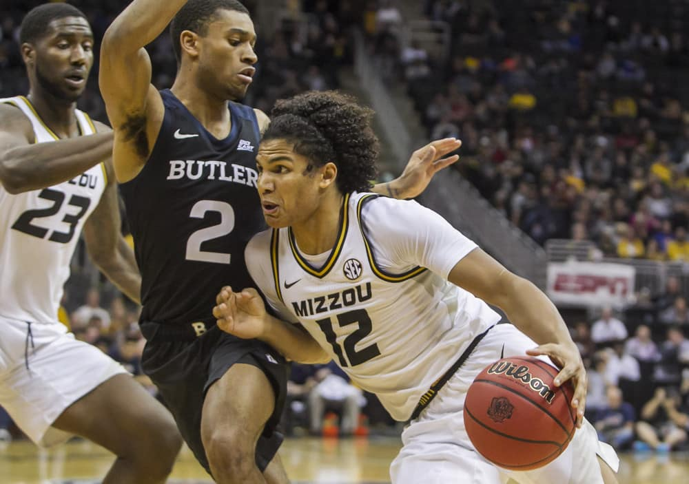 DraftKings NCAAB Weekend Primer: Matchups To Target And Avoid