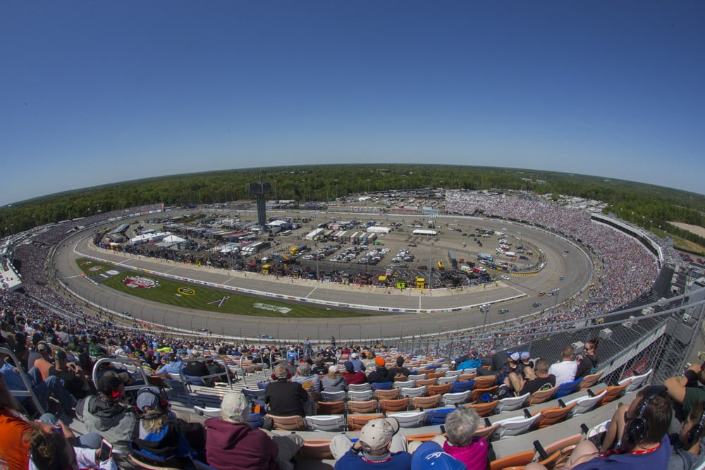 NASCAR Toyota Owners 400 DraftKings Picks