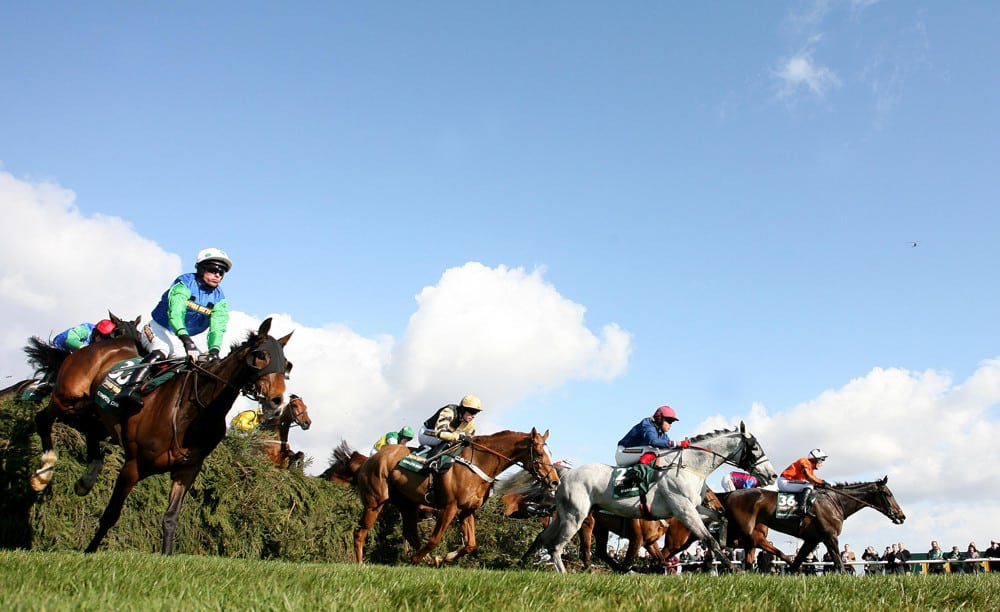 Grand National 2021 -The Greatest Show on Turf