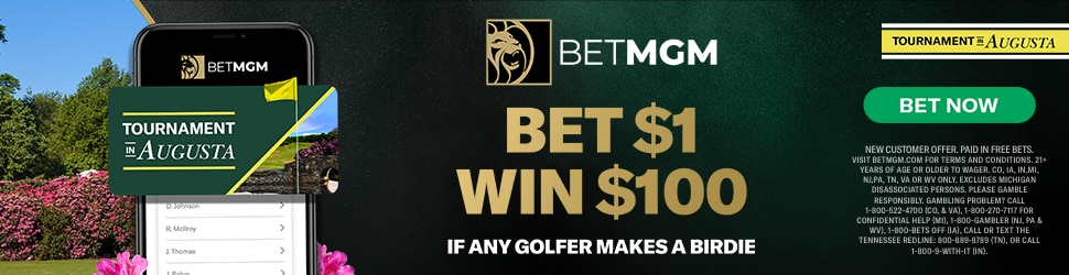 bet mgm masters odds boost birdie contest