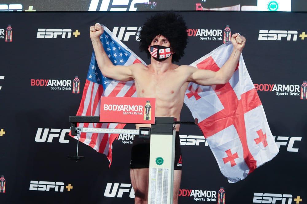 UFC Vegas 25 Predictions