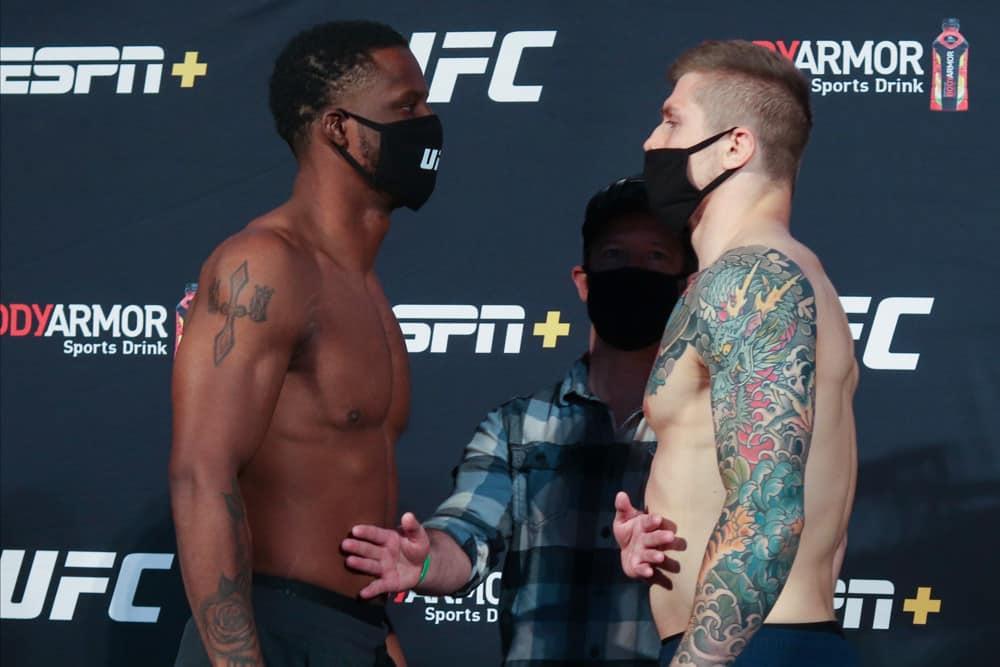 UFC Vegas 23 Predictions