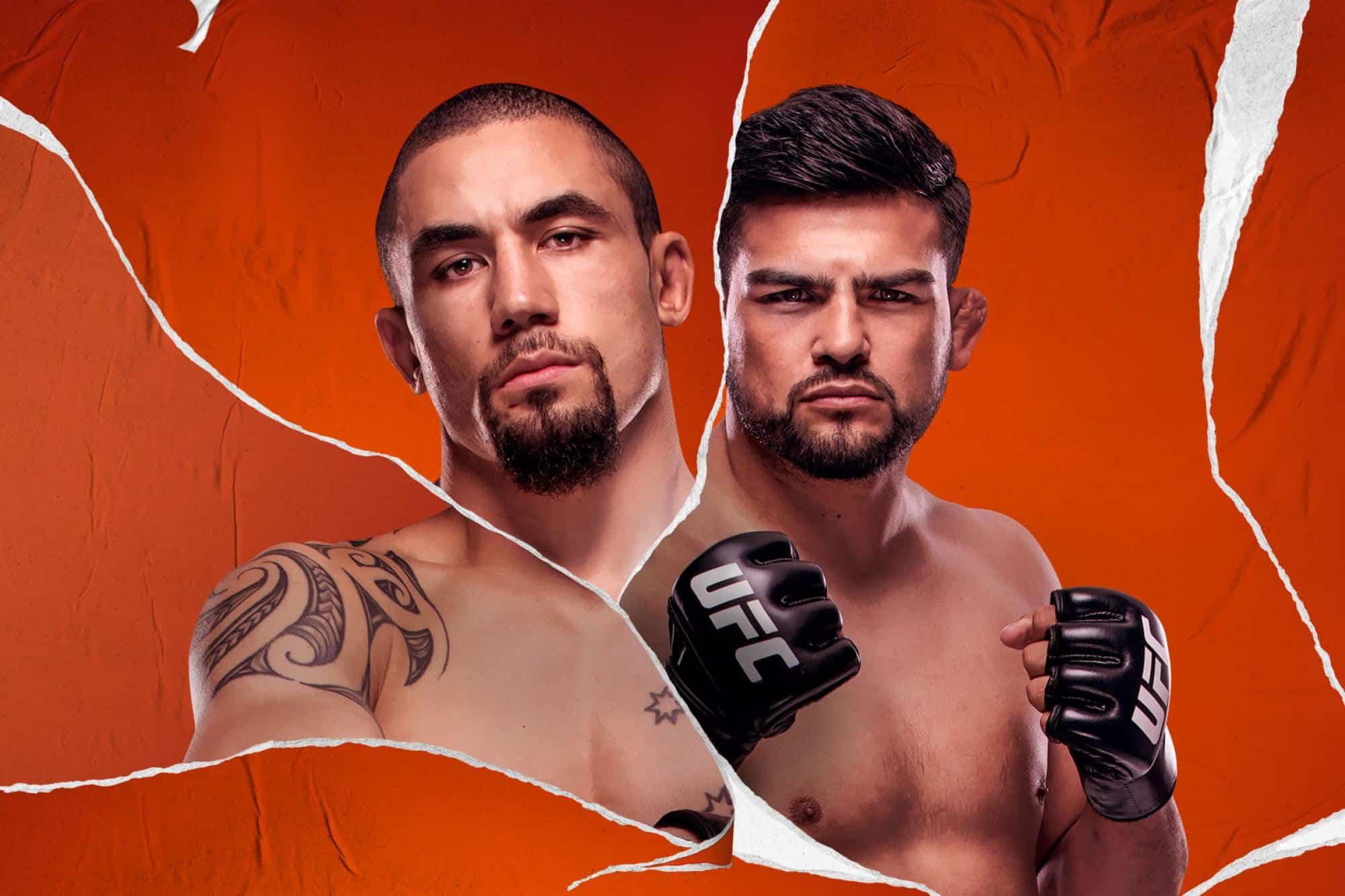 UFC Vegas 24 Predictions