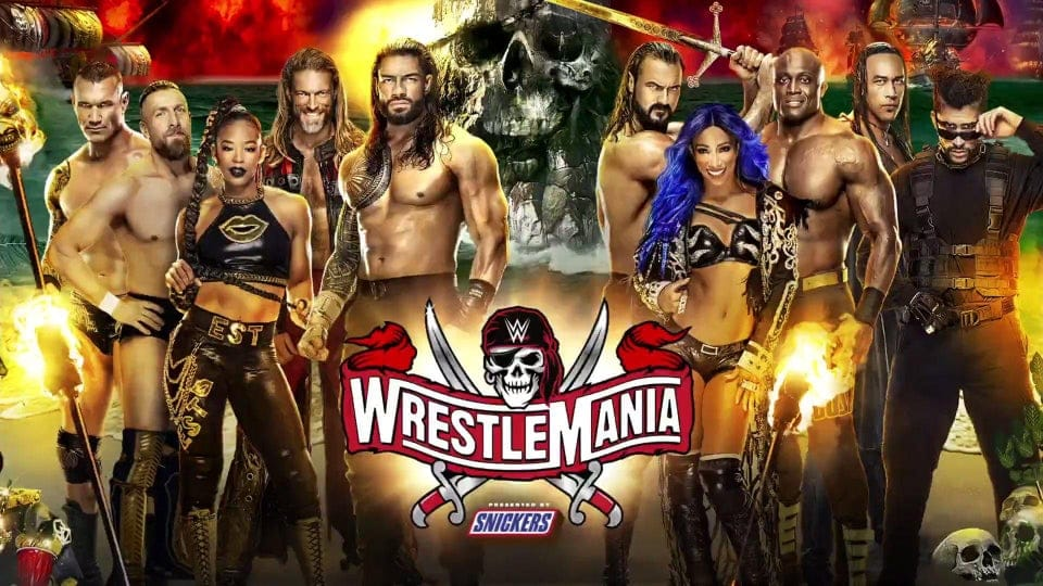 WWE WrestleMania 37 Betting Preview with Vince Russo | The Fight Show