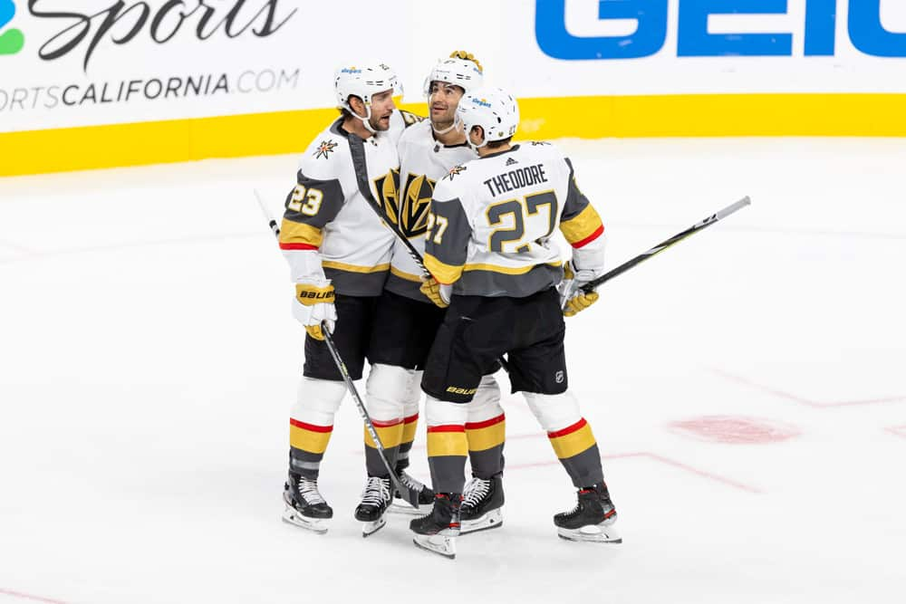 NHL Picks: Predictions For All Four Friday Night Games