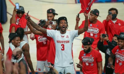 Road To The Final Four: Houston Cougars