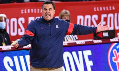 Sean Miller Out At Arizona Reaction Podcast | The College Experience (Ep. 634)