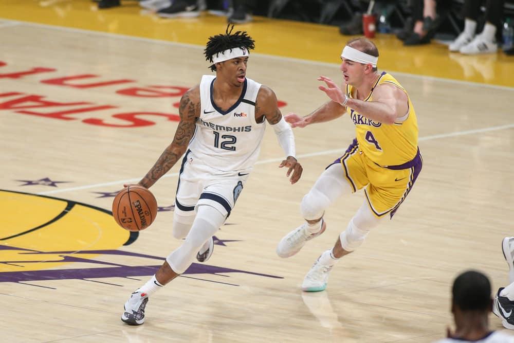 NBA Monday Picks | NBA Gambling Podcast (Ep. 157)