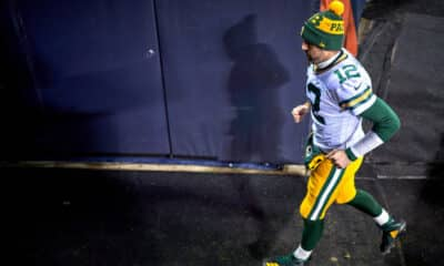 Aaron Rodgers' New Team: Odds and Potential Landing Spots