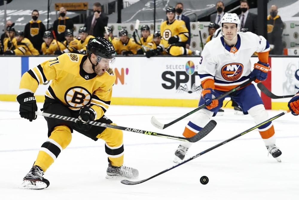 NHL Playoffs Predictions: Bruins vs. Islanders Series Odds, Schedule, Picks