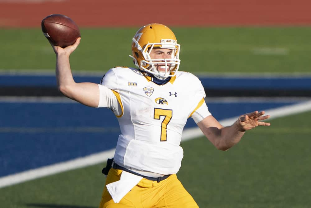 College Football Win Total Predictions: MAC Conference
