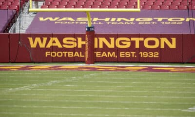 NFL Washington Football Team Name Change Odds (Updated)
