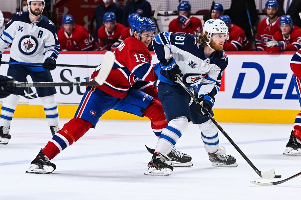 NHL Playoffs Predictions: Jets vs. Canadiens Series Best Bets