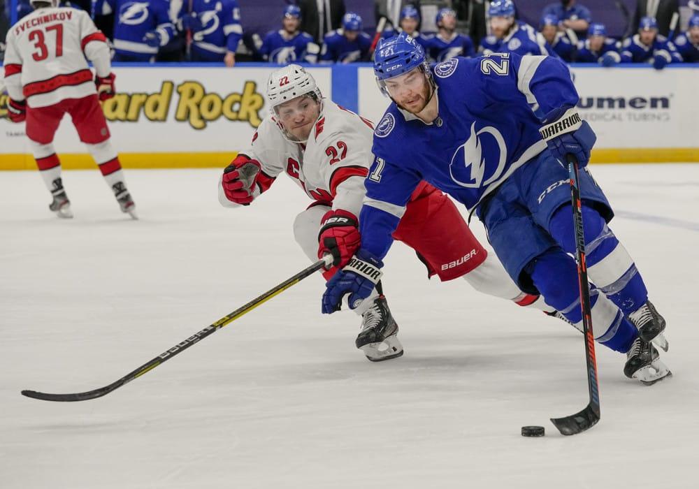 NHL Playoffs Predictions: Hurricanes vs. Lightning Series Odds, Schedule, Picks