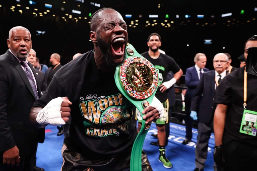 Deontay Wilder Wins Fury Arbitration- Third Fight Next?   Big Fight Weekend (Ep. 42)