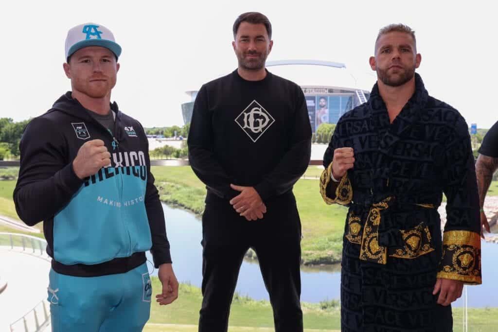 Canleo Looks To KO Brit Saunders Saturday Night | Big Fight Weekend (Ep. 40)
