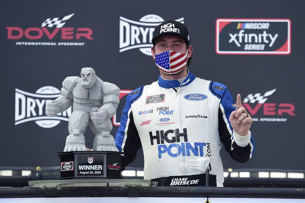 NASCAR Drydene 400 DraftKings Picks