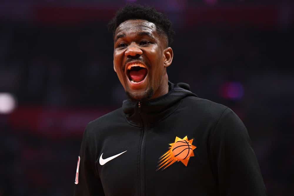NBA Playoffs: WCF Game 3 Suns-Clippers   NBA Gambling Podcast (Ep. 202)