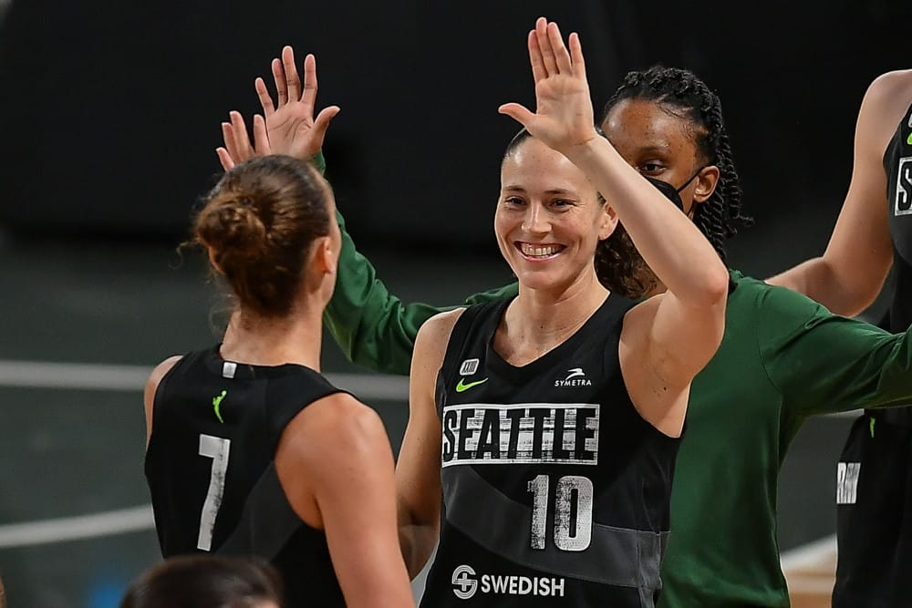 WNBA Betting Lines June 17: Seattle Should Easily Cover Spread Again