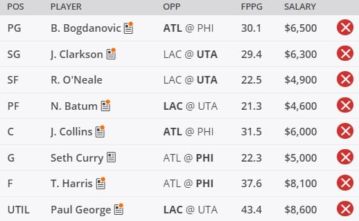 NBA DFS Picks 6/16 - DraftKings GPP Picks